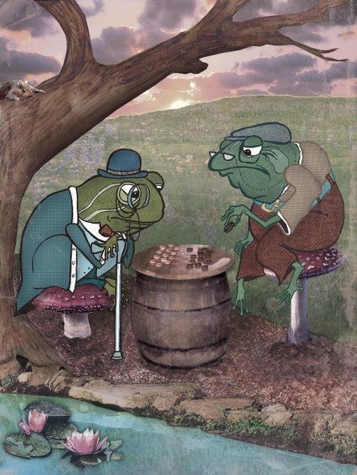 Frogfolio